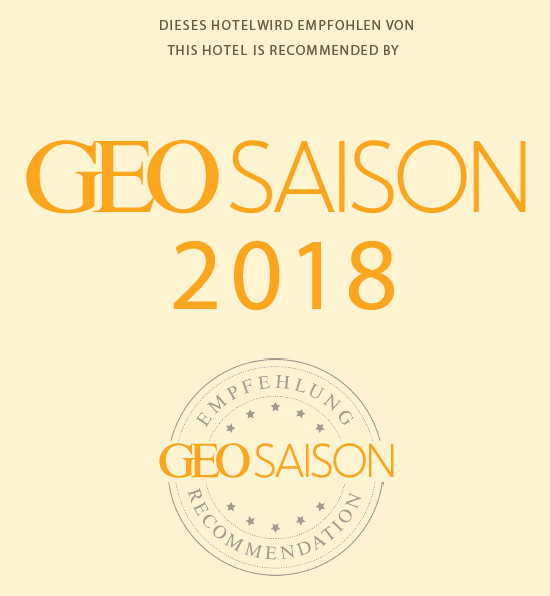 GeoSaison Award 2018