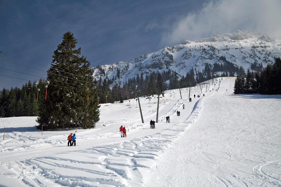 Oberjoch Grenzwieslift