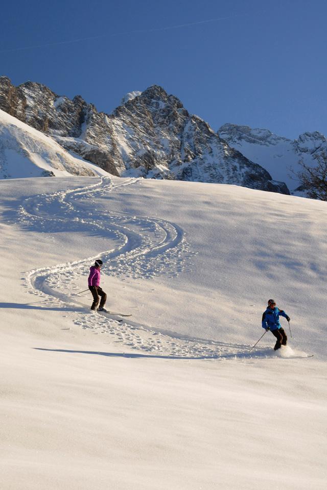 Skitourengehen Oberjoch