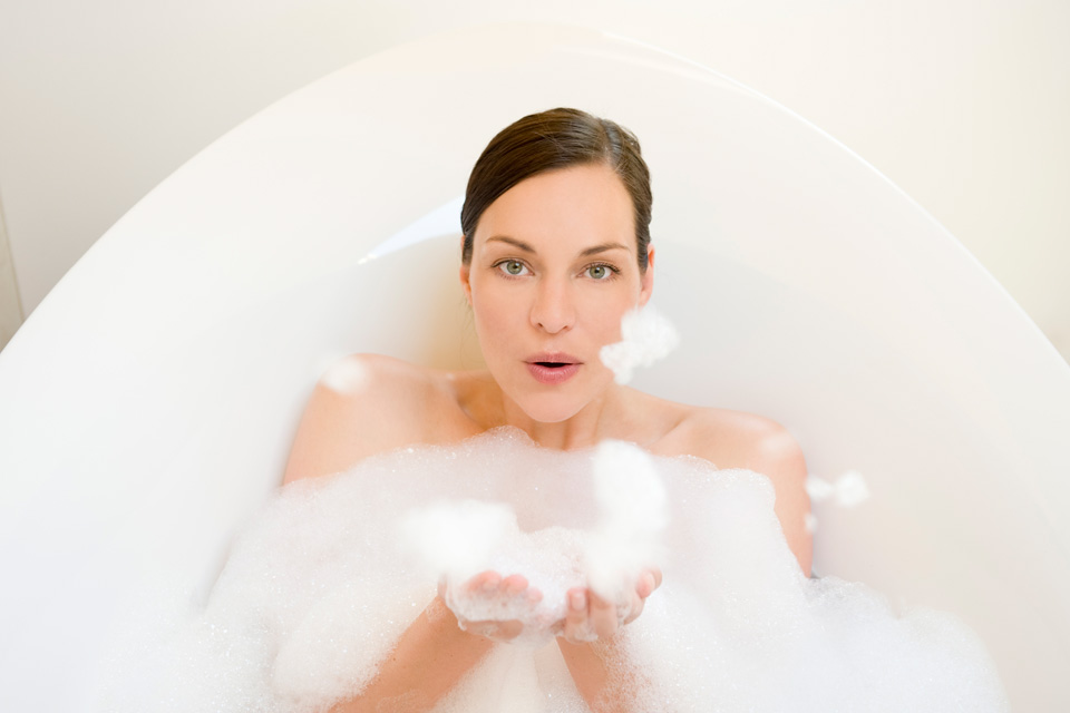 Bio Hotel Mattlihüs: Badeträume