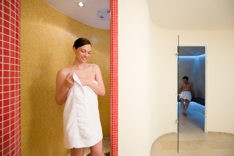 Bio Hotel Mattlihüs: Sauna-Bereich