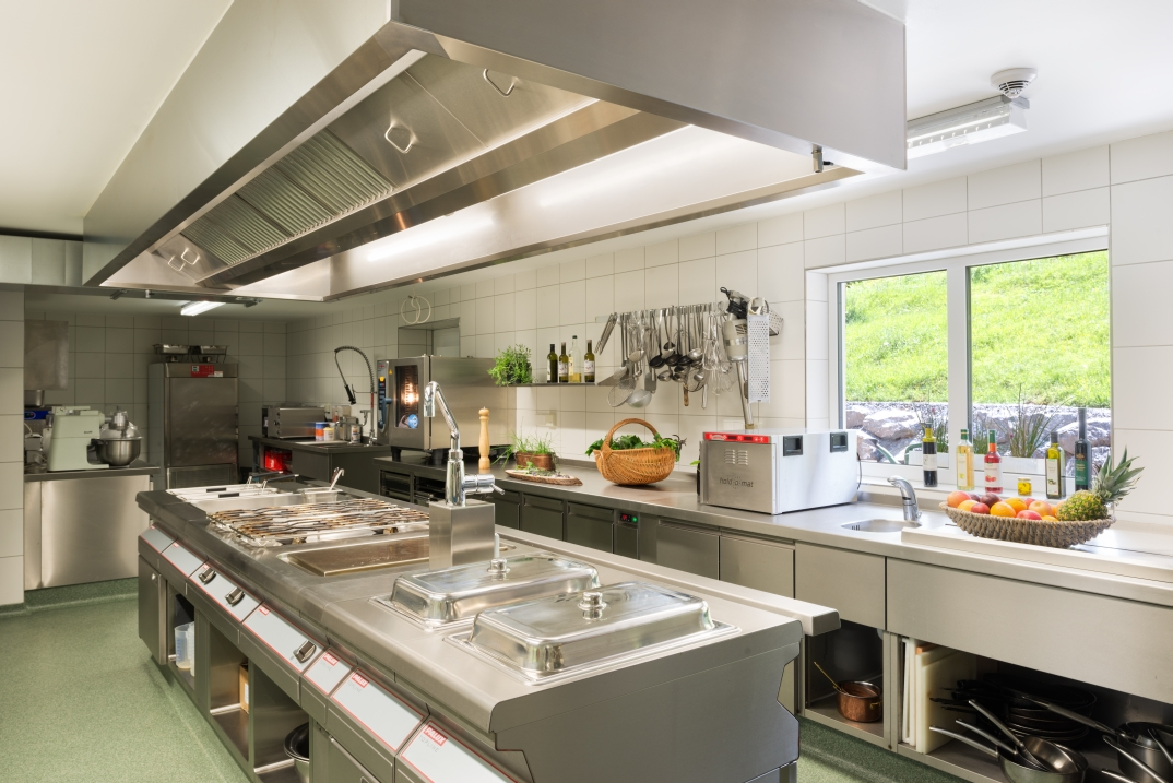 Bio Hotel Mattlihüs: Bio-Küche