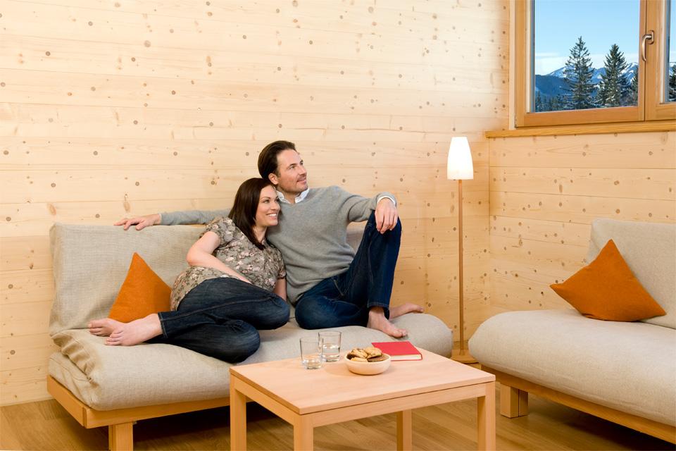 Bio Hotel Mattlihüs: Holz100 Zimmer