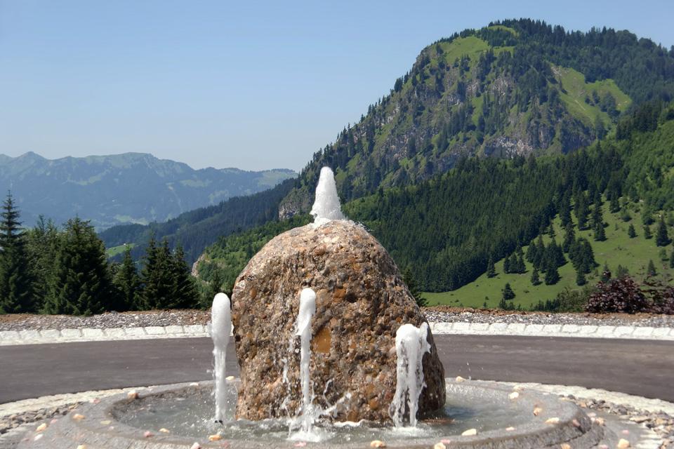 Mattlihüs Brunnen