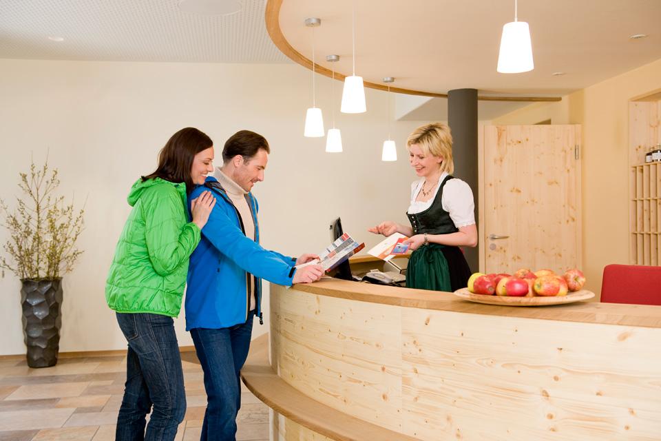 Biohotel Mattlihüs Holz100 hotel