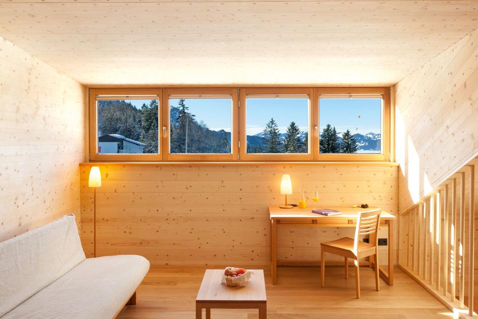 Mattlihüs Große Suite Holz100