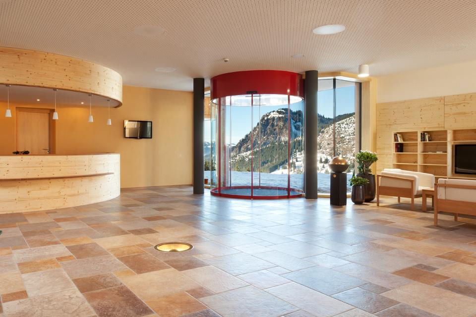 Bio Hotel Mattlihüs: Feng Shui Lobby
