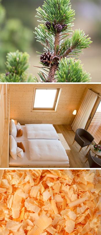 Bio Hotel Mattlihüs - gesunder Schlaf