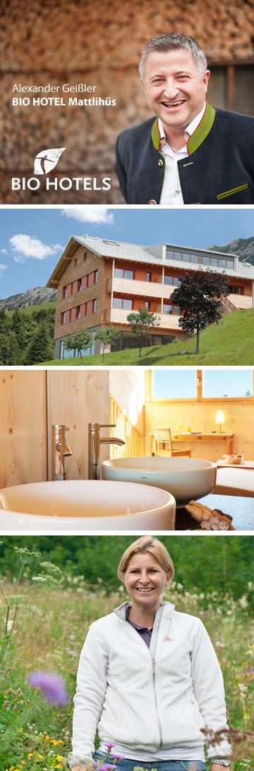 Biohotel Mattlihüs Urlaub Allgäu